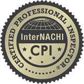 InterNACHI Certified Professional Home Inspector Seal